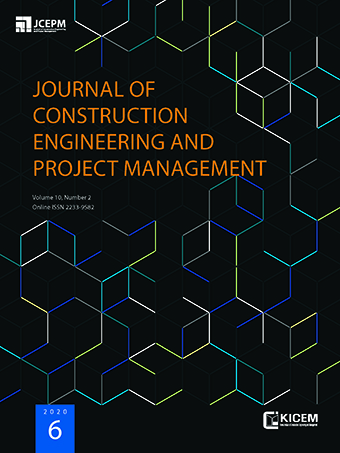 Journal of Construction Engineering and Project Management